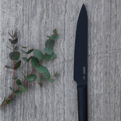 BergHOFF Ron Carving Knife - Black Perspective: top