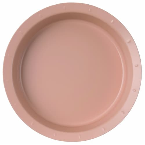 BergHOFF Leo Round Cake Pan - Pink Perspective: top