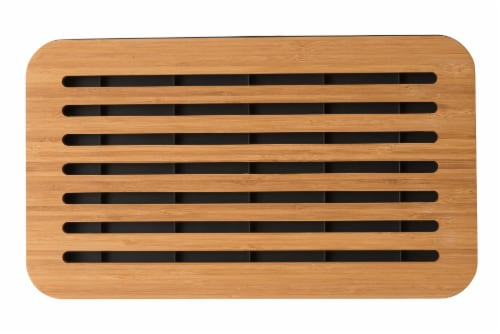 BergHOFF Ron Bamboo 2-Sided Multi-Function Cutting Board Perspective: top