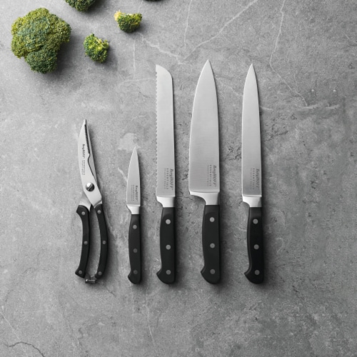 BergHOFF Essentials Stainless Steel Carving Knife Perspective: top
