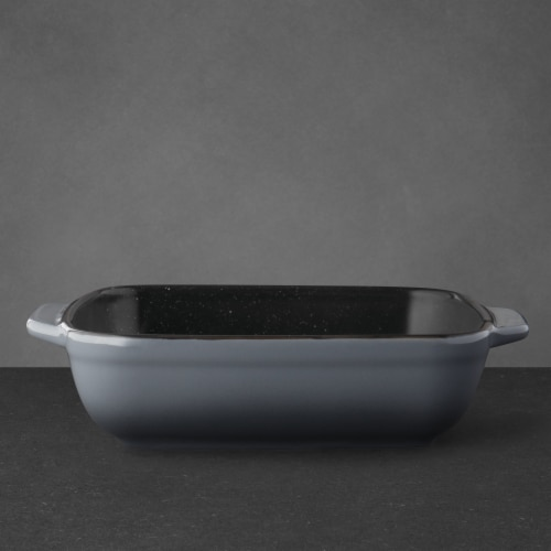 BergHOFF Gem Stoneware Square Baking Dish - Gray Perspective: top