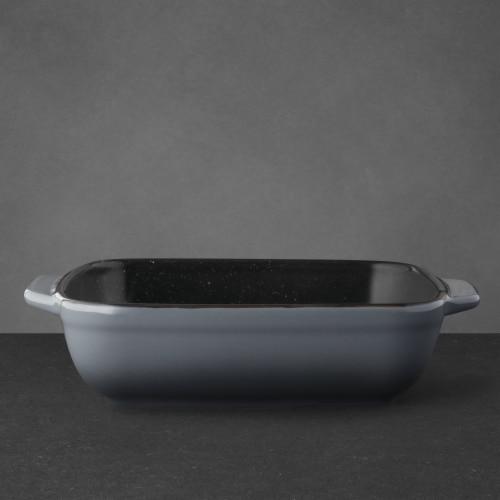 BergHOFF Gem Stoneware Square Baking Dish - Gray Perspective: top