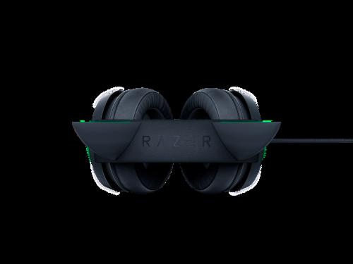 Razer Kraken Kitty Black Chroma USB Gaming Headset Perspective: top