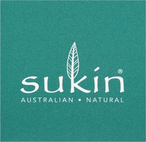 Sukin® Super Greens Facial Recovery Serum Perspective: top