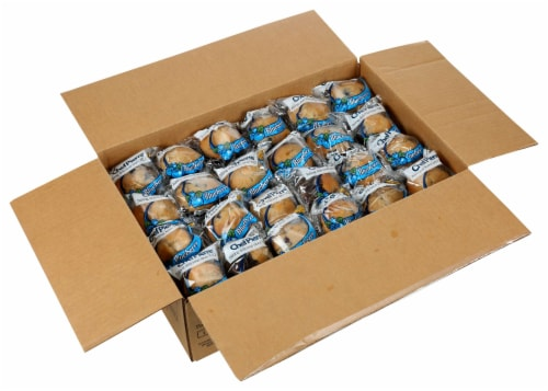 Chef Pierre Individually Wrapped Whole Grain Blueberry Muffin, 2 Ounce -- 48 per case. Perspective: top