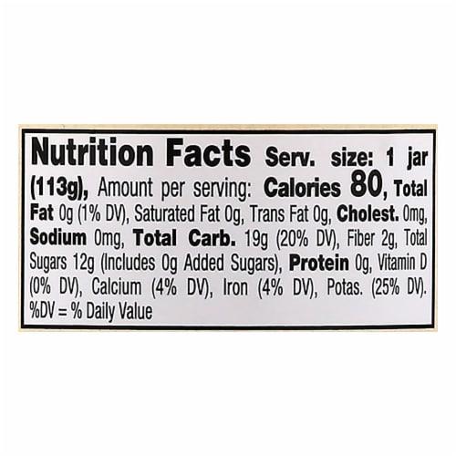 Beech-Nut Apple & Banana Stage 2 Baby Food Perspective: top