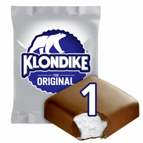 Klondike® Original Ice Cream Bar Perspective: top