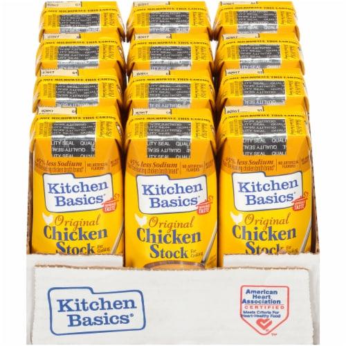 Kitchen Basics® Original Chicken Stock Perspective: top