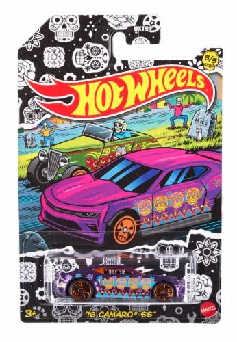 Mattel Hot Wheels® Assorted Halloween Vehicle Perspective: top