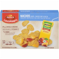 Armour LunchMakers Nacho Chips with Cheese Dip & Salsa Lunch Kit