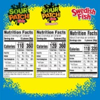 Sour Patch Kids Candy Variety Pack - 15 ct
