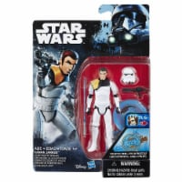 Hasbro Disney Star Wars Rebels Kanan Jarrus Stormtrooper Disguise Figure