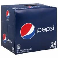Pepsi - 24 cans/12 fl oz
