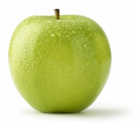 Small Green Granny Smith Apple