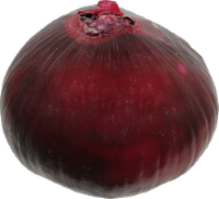 Onions - Red - Peeled