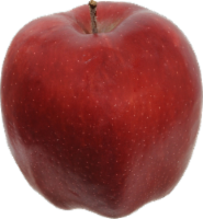 Organic Red Delicious Apples - Large