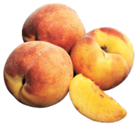 Peaches – Organic Yellow
