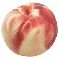 Organic White Peaches