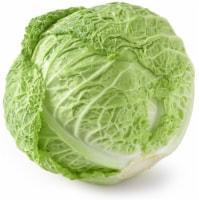 Organic - Cabbage - Green Savoy