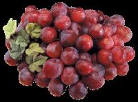 Organic Red Globe Grapes