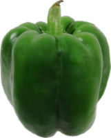 Organic - Peppers - Bell - Green