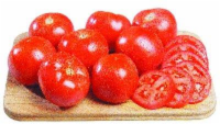 Organic Red Tomatoes