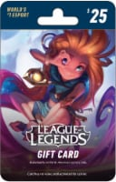 Riot $25 Gift Card - After Pickup visit us online to activate and add value