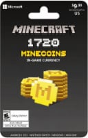 Minecraft $9.99 Gift Card – Activate and add value after Pickup
