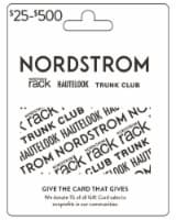 Nordstrom $25-$500 Gift Card – Activate and add value after Pickup