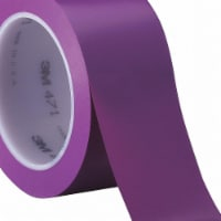 3m Film Tape,Polyethylene,Yellow,1In x 36Yd HAWA