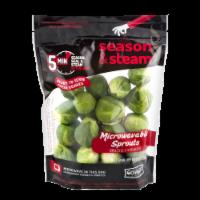 Ocean Mist Farms Season & Steam Microwaveable Brussels Sprouts - 16 oz