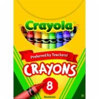 Crayola 007503 Crayons Crayola Tuck Std Size Set Of 8