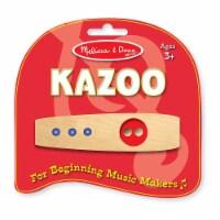 Melissa And Doug Kazoo Music Maker - 1 Unit