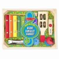 Melissa And Doug Band In A Box 7 Piece Set