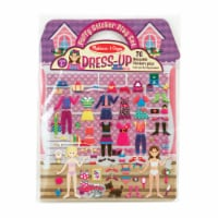 Melissa & Doug® Dress-Up Puffy Sticker Play Set