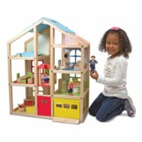Melissa And Doug 2462 Hi-Rise Doll house
