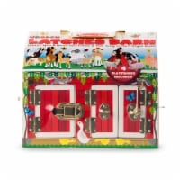 Melissa and Doug® Latches Barn Playset