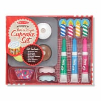 Melissa & Doug® Bake & Decorate Cupcake Set