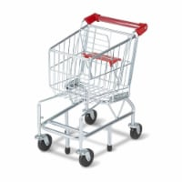Melissa and Doug® Metal Shopping Cart Toy