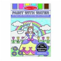 Melissa & Doug® Paint With Water Princess Painter Set