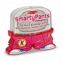 Melissa And Doug Smarty Pants Kindergarten Brain Building Game - 1 Unit