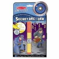 Melissa and Doug® Secret Decoder Set