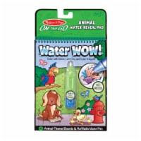 Melissa & Doug® Water Wow! Animal-Reveal Coloring Pad