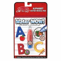 Melissa and Doug® Water Wow Alphabet Coloring Set