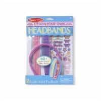 Melissa & Doug® Design Your Own Headbands Kit