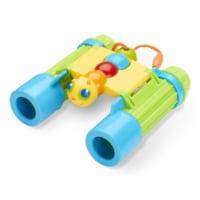 Melissa And Doug Giddy Buggy Binoculars - 1 Unit