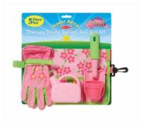 Melissa & Doug  Sunny Patch  Garden Tool Belt Set  Plastic  Assorted  5 pc. - Count of: 1
