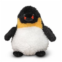 Melissa And Doug Pudge Penguin 6 Inch Plush Figure