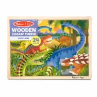 Melissa & Doug® Dinosaur Large Wooden Jigsaw Puzzle