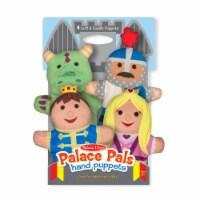 Melissa & Doug® Palace Pals Hand Puppets
